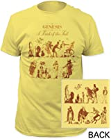 Genesis a trick of the tail fitted jersey tee banana
