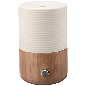 Pilgrim Sofia Waterless Nebulizing Essential Oil Diffuser