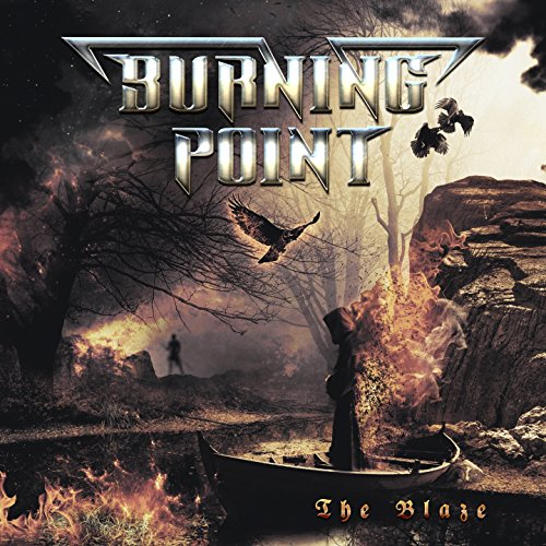 Burning Point - The Blaze - CD - FLAC - 2016 - NBFLAC Download