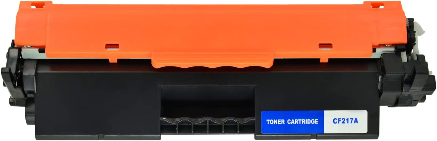 Black, 3 Pack GREENCYCLE 17A CF217A Toner Cartridge Replacement Compatible for HP Laserjet Pro M102a M102w MFP M130a M130fn M130fw M130nw Laser Printer with IC Chip Shows The Amount of Toner