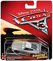 Disney Pixar Cars Radiator Springs Classic Primer Lightning Mcqueen Die-cast Vehicle