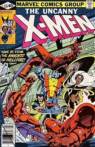 Uncanny X-Men #129