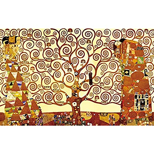 Gustav Klimt Tree of Life: Amazon.com