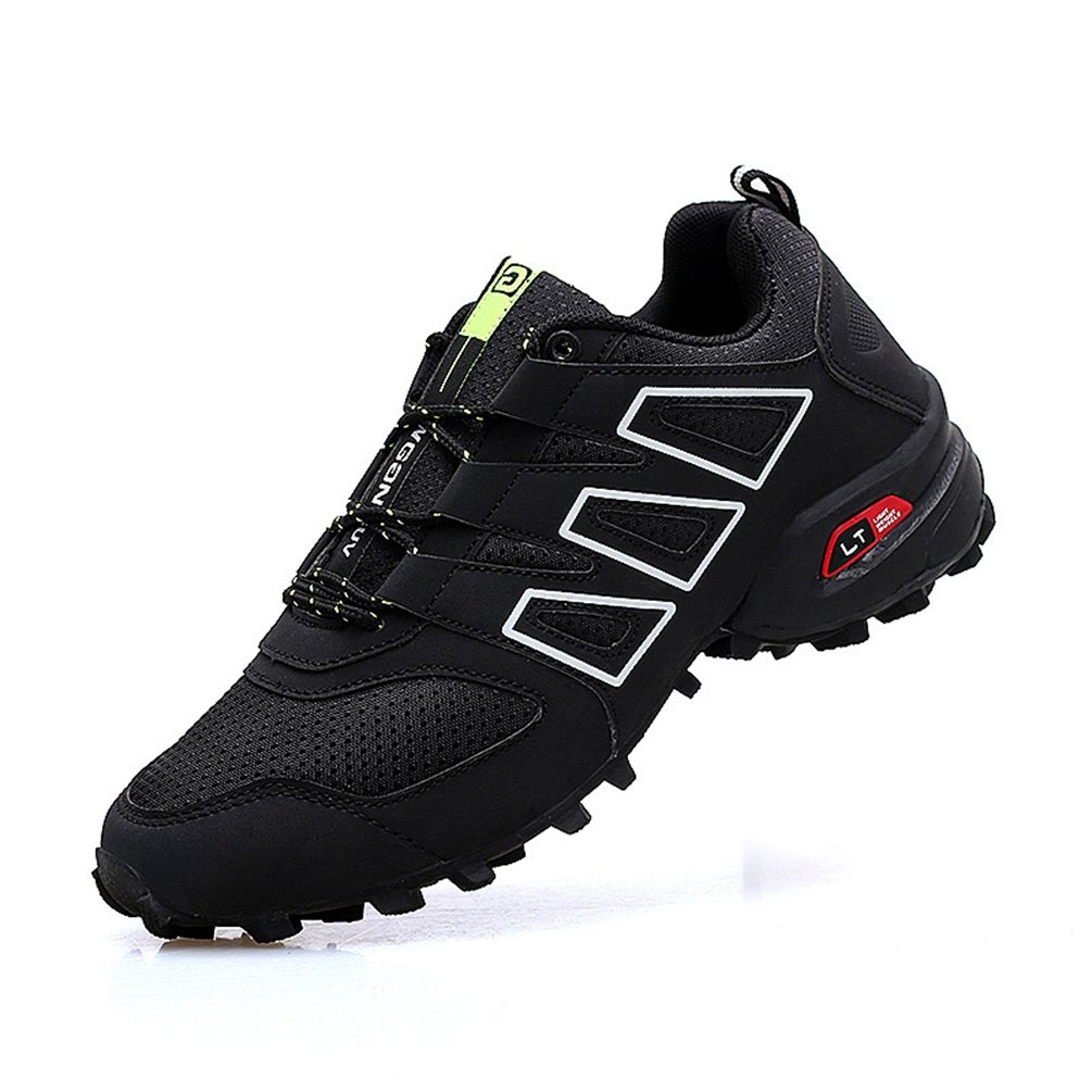 XI-GUA Men es Outdoor Sport Wandern Schuh Schuh Schuh Sommer Große Größe Anti-Skid Schuh Schwarz B07FSDK5CM Kletterschuhe Stilvoll und charmant 030acd