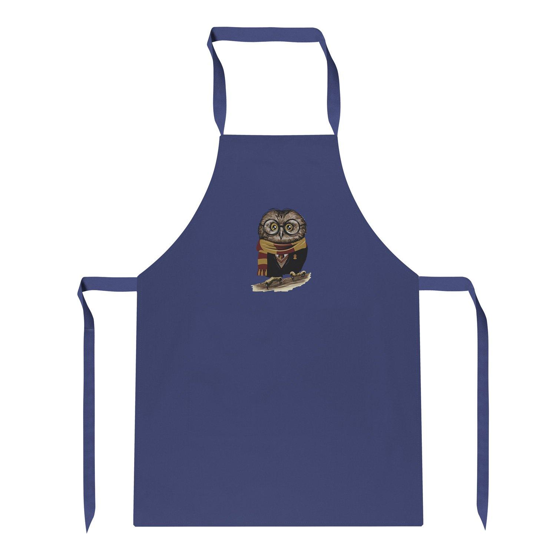 Texlab Harry Owl - Schü rze navy