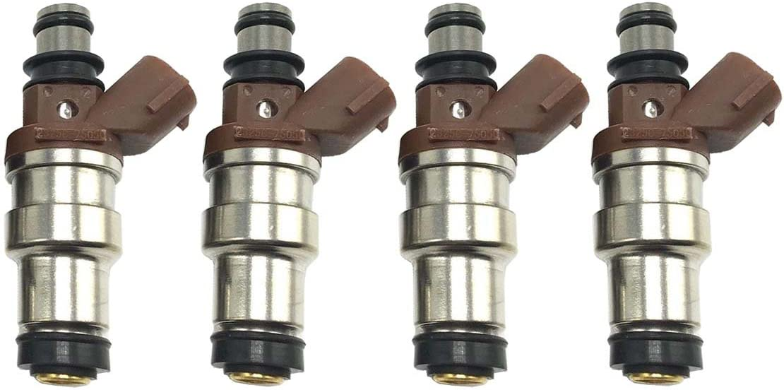 New 4x Fuel Injectors For Toyota 4Runner Tacoma T100 2.7L 23209-79095 2325075050