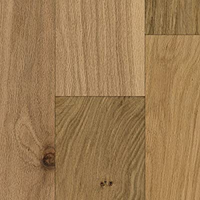 Midway European Oak Wood Flooring | Durable, Strong Wear Layer | Discount Engineered Hardwood | Floor SAMPLE by GoHaus