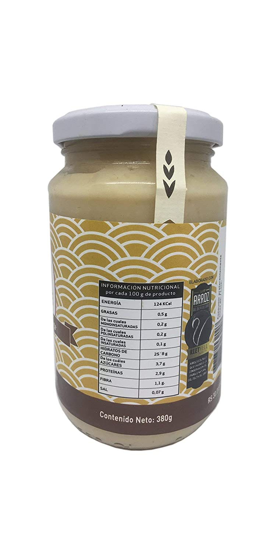 Kensho | Amazake Ecológico | Postre dulce de Arroz Ecológico | Fermentación Natural | Alimento Macrobiótico: Amazon.es: Alimentación y bebidas