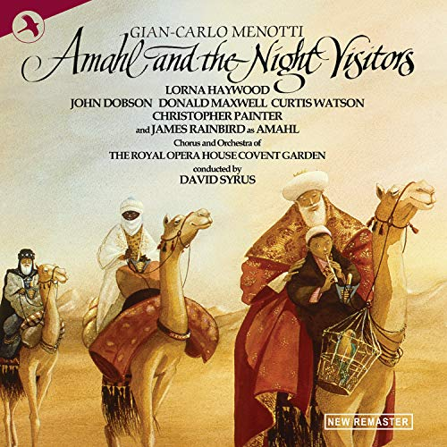 Amahl and The Night Visitors (The Royal Opera House Covent Garden) [REMASTERED]