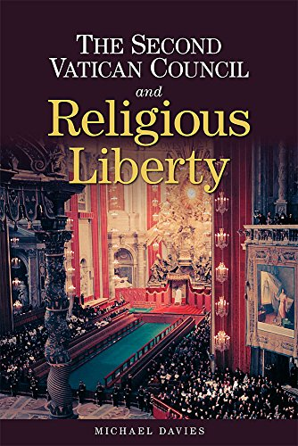 The Second Vatican Council and Religious Liberty
