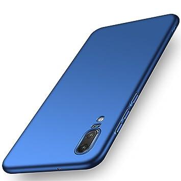 Adamark Funda Huawei P20, Huawei P20 Pro Carcasa Bumper Ultra-Delgado Anti-rasguños Estuche Protectora Caso Case Cover para Huawei P20/P20 Pro
