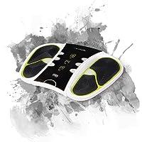 Premium Durchblutungs-Stimulator - Das Original | NEUE GENERATION Circulator | Kreislaufstimulator - MaxMedix-Blutkreislaufgerät - Gegen Schwere Beine - 99 Intensitätsstufen - 25 Programme