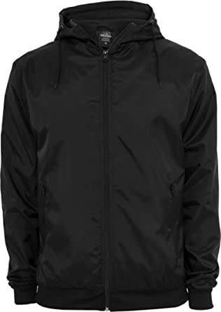 d44d21699811 Urban Classic Men s TB160 Windbreaker Jacket  Amazon.co.uk  Clothing