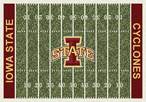 Iowa State Rug (Iowa State Cyclones Milliken NCAA Home Field Area Rug (7'8