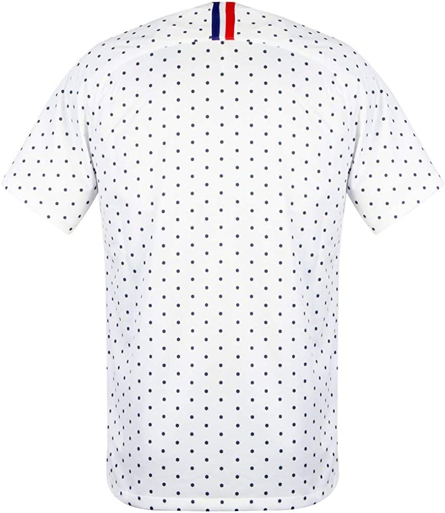 Nike France Away WCC Mens Jersey 2019-2020