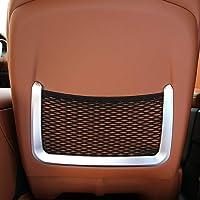 ABS plástico coche trasero fila asiento trasero neto