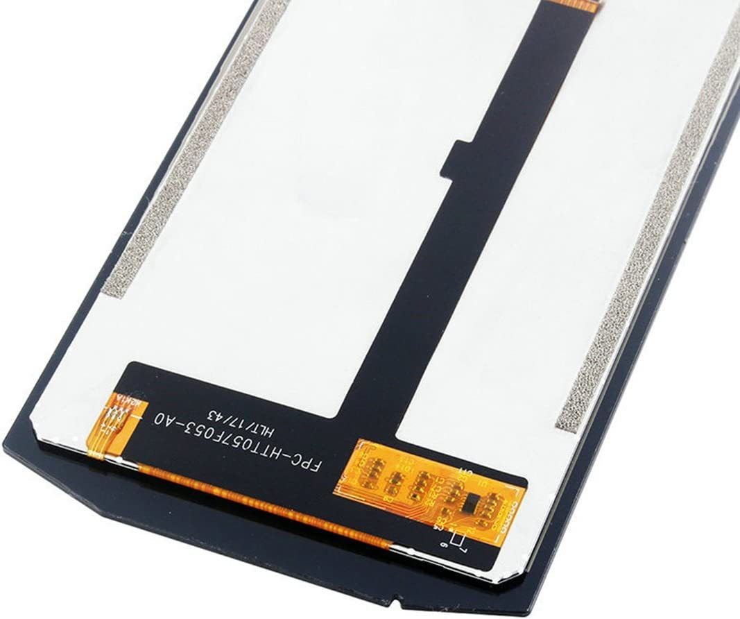Color : Black LCD Screen and Digitizer Full Assembly for Blackview BV9000 Premium Quality Black