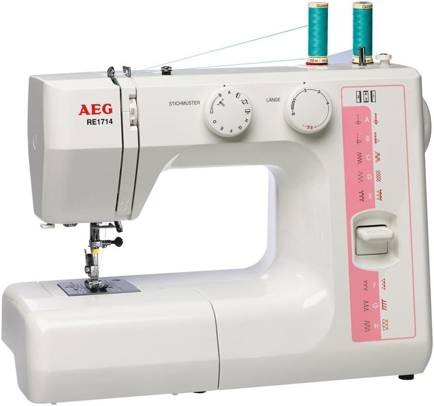 AEG 1714 - Máquina de Coser: Amazon.es: Hogar