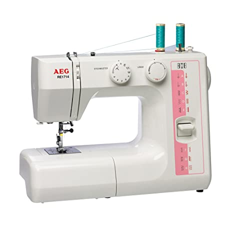 AEG 40 Utility 40 Dial Sewing Machine Amazoncouk Kitchen Home New Aeg Sewing Machines Uk