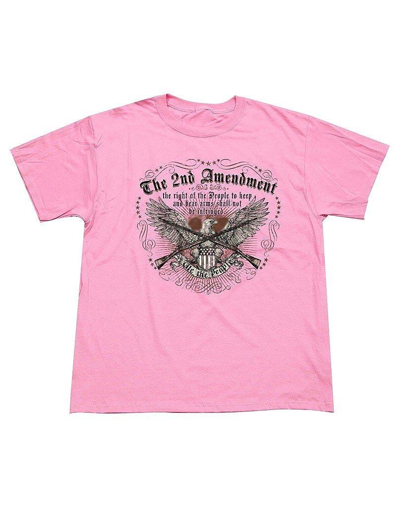 d9c901d5b Amazon.com: P&B 2nd Amendment We the People Men's T-shirt: Clothing