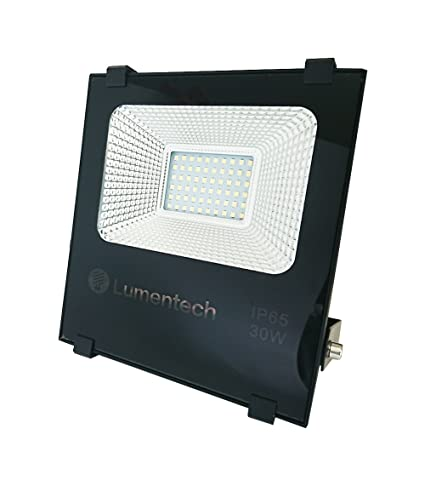 Lumentech foco LED de exterior, proyector de exterior, proyector ...