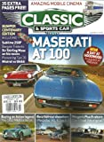 img - for Classic & Sports Car (April 2014,Maserati) book / textbook / text book