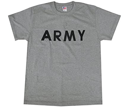 4a65b6238c34 Image Unavailable. Image not available for. Colour: Mens Army Military US  British Surplus Combat T-shirt ...
