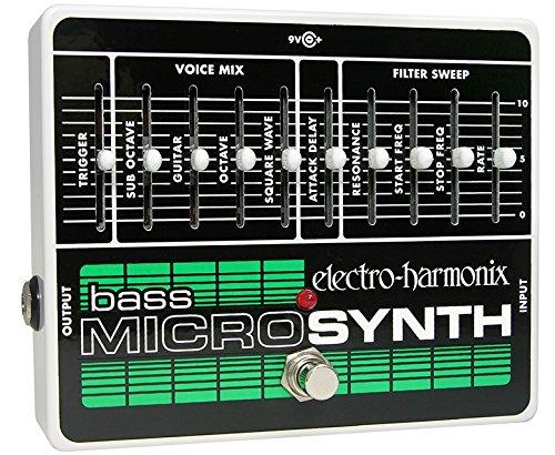 Electro-Harmonix Bass Micro Synthesizer XO Analog Synthesizer by Electro-Harmonix