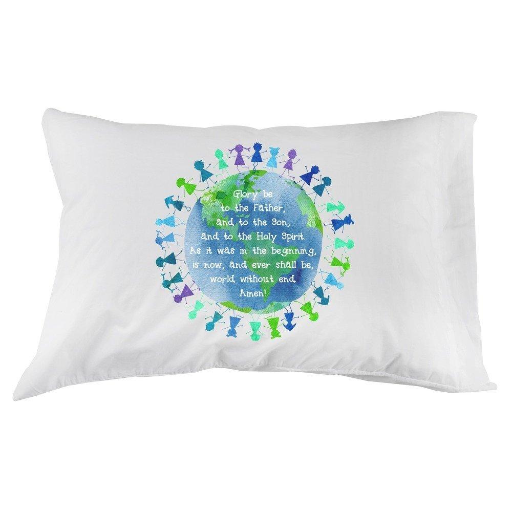 Message Brands Glory Be Prayer Pillowcase