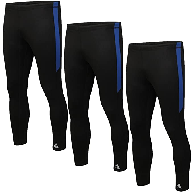 f5faea76c23ac UNITED SPORT Mens Gym Pants Running Cycling Leggings Compression Base Layer  Active Yoga: Amazon.co.uk: Clothing