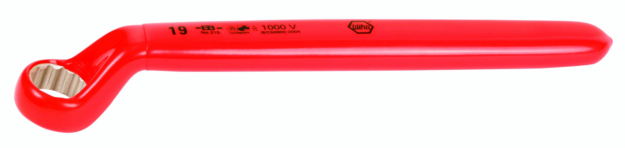 Wiha 21050 9/16-Inch Insulated Inch Deep Offset Wrench by Wiha