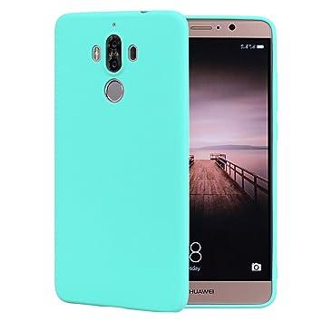 Funda Huawei Mate 9 Silicona Carcasa Suave Flexible TPU ...