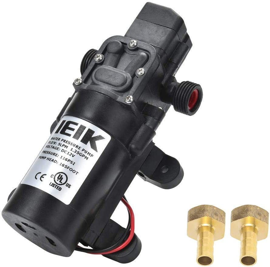 IEIK Water Pressure Diaphragm Pump