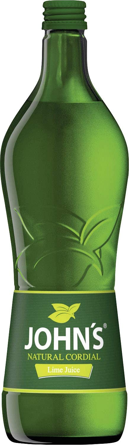 Johns Lime Juice Cordial Mixer 0 7 Litres Amazon De Bier Wein Spirituosen