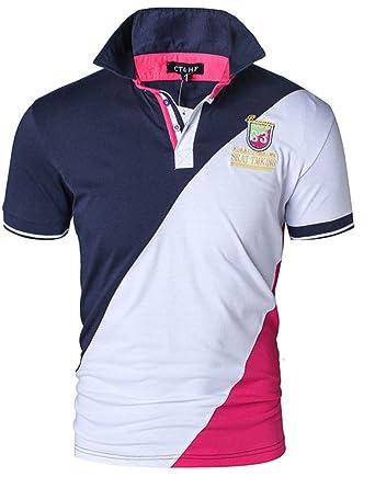 Poloshirt Basic Royalblau To Rank First Among Similar Products Kleidung
