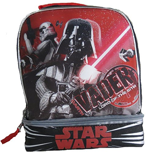 Darth Vader Insulated Lunch Bag