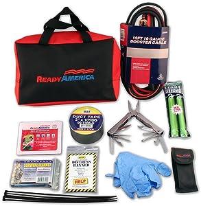 Ready America 70350 Roadside Essentials Kit