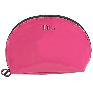 free shipping c462b c6563 Amazon | Dior ディオール ポーチ小物入れ ロゴ 桃 ピンク 山型 ...