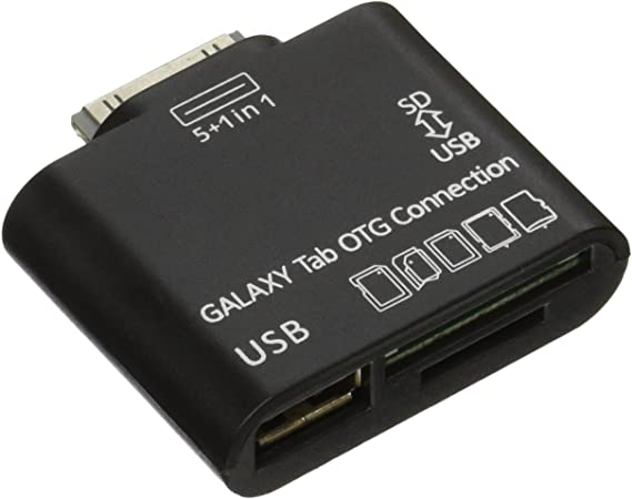 USB Host OTG Adapter Cable for Samsung Galaxy Tab 10.1 P7510 P7500 8.9 16GB 32GB