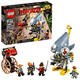 LEGO Ninjago Movie Piranha Attack 70629 Toy