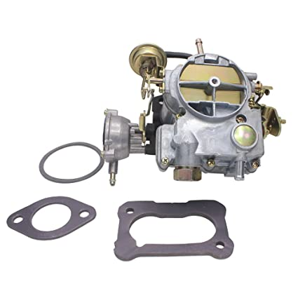 SUNROAD Car Carburetor Carb for Chevy 1970 1971 1972 1973 1974 1975 1976  1977 1978 1979 1980 Camaro Caprice Corvette Impala & C/K 10 20 Suburban &