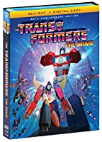 Transformers: The Movie (30th Anniversary Edition) [Blu-ray] by Shout! Factory