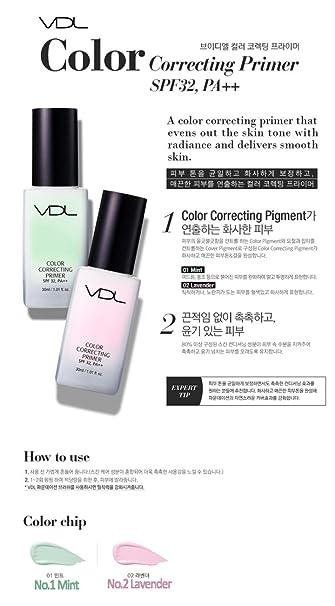 Amazon.com : [VDL] Color Correcting Primer SPF32, PA++ 30ml No.