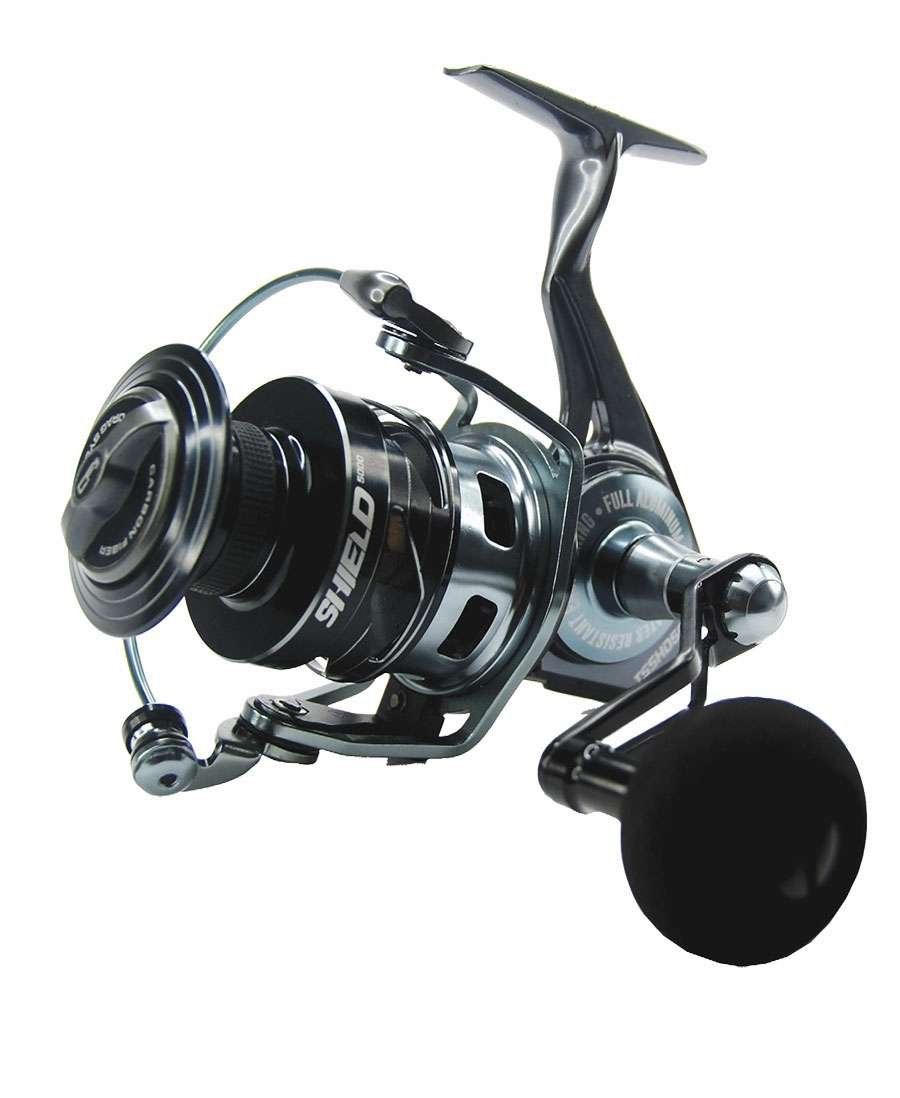 Tsunami Shield 5000海水Sealed Spinning Reel   B01N1VBQCL