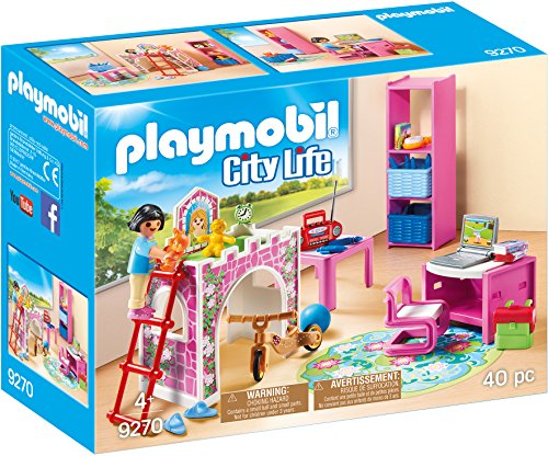 PLAYMOBIL Children's Room Building Set Playmobil Dream Castle