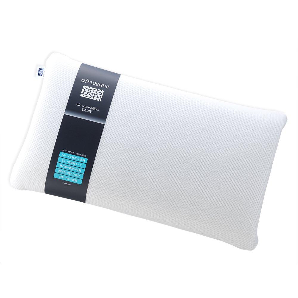 airweave (Eau~ivu) pillow S-LINE 04081000 by airweave