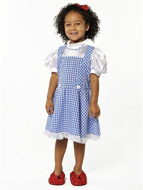 Wizard - Disfraz de Dorothy para niño, talla 3-5 años (1199 ...