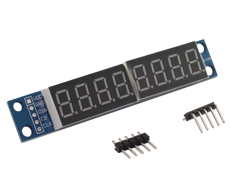 MAX7219 8-Digital Segment Digital LED Display Tube  Arduino 51//AVR//STM32