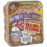 CandS 12581 Peanut Butter Delight Suet, 11.75-Ounce, My Pet Supplies