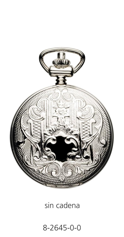 Taschenuhr Silber mit Deckel